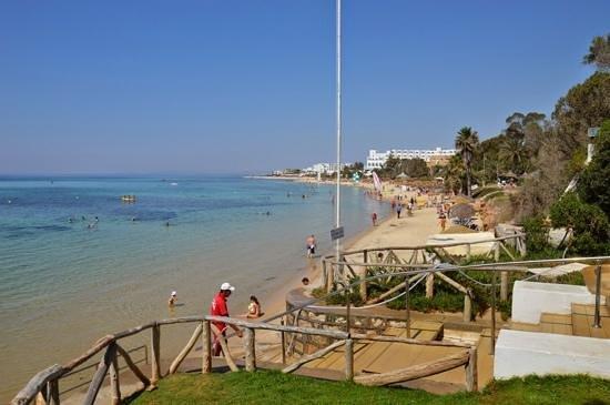 SENTIDO Le Sultan : plage