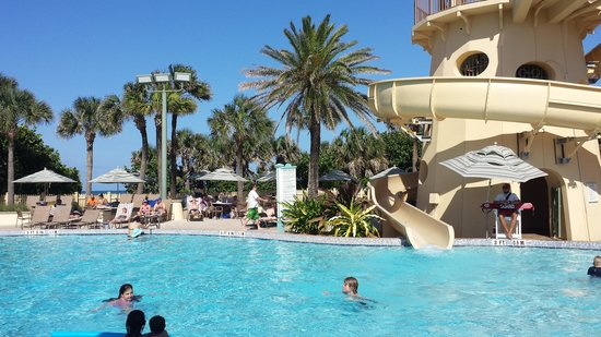 Disney's Vero Beach Resort: Pool and Relaxation Await