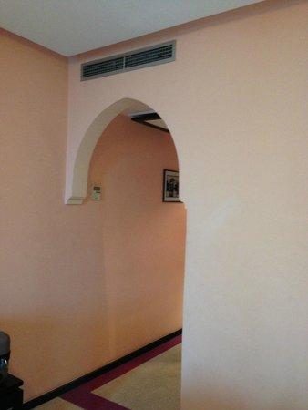Hotel Almas : clim