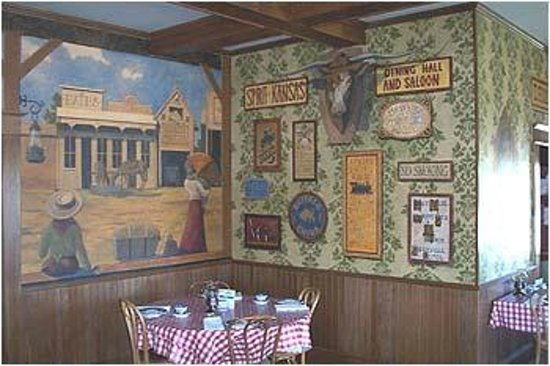 Brookville Hotel Restaurant: Kansas Room