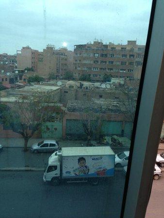Hotel Almas : vu face