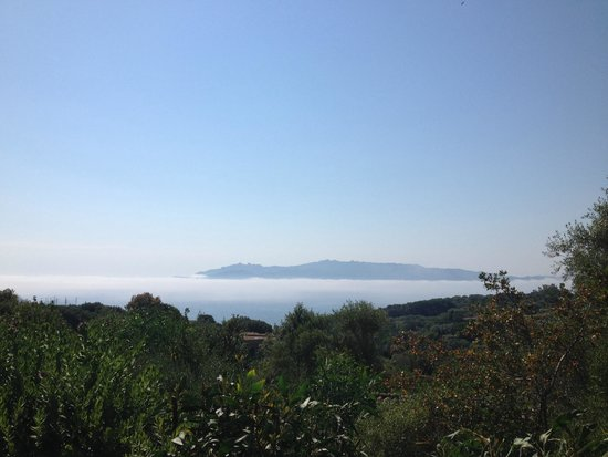 Residence Il Mirto: Did I mention the view?!