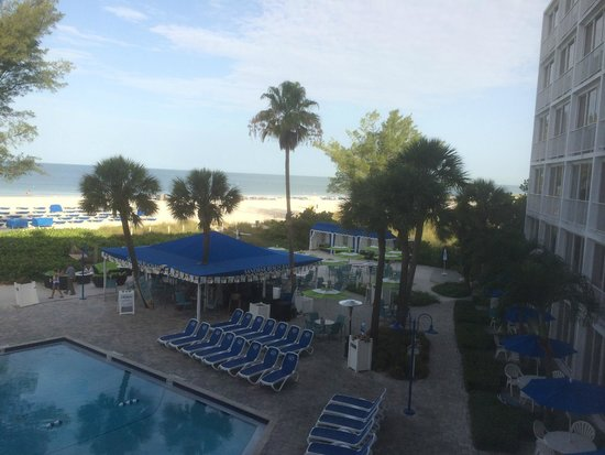 Guy Harvey Outpost, a TradeWinds Beach Resort: View from my room