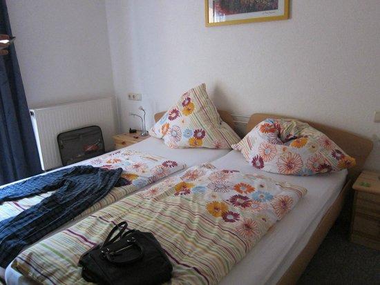 Haus Bagci: soft bed