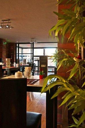 Centro 19 Hotel: Cafeteria