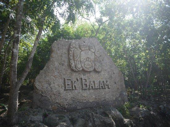 Ek Balam : Ek' Balam
