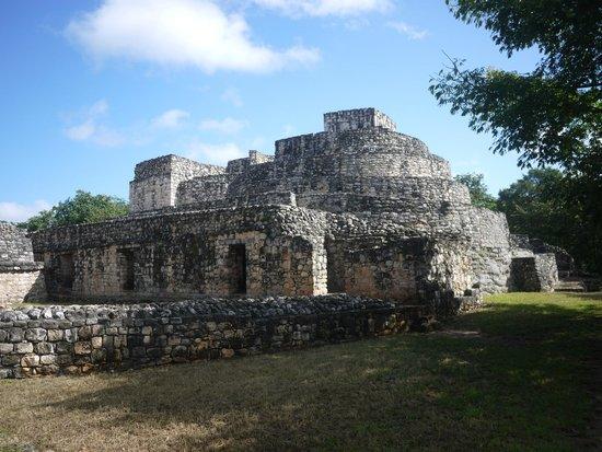 Ek Balam Mayan Ruins: Ruins