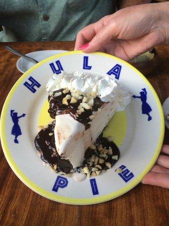 Keoki's Paradise : Hula Pie - YUM!