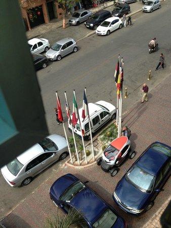 Hotel Almas : devant