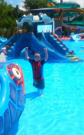 Acqua Plus Water Park : fun