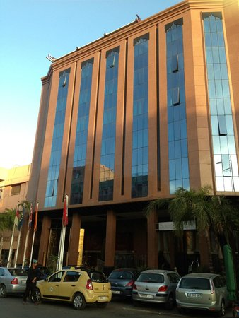 Hotel Almas: almas