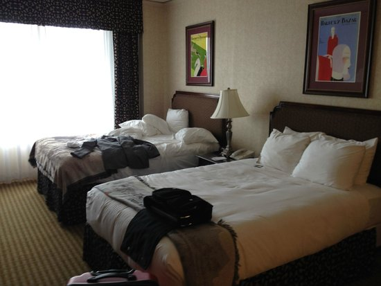 The Brown Hotel: Hotel Room