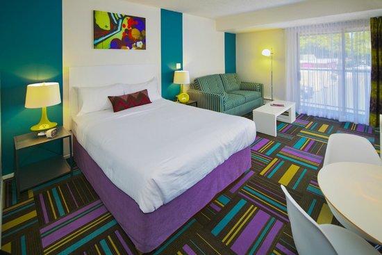Hotel Zed: Zed 2 bed