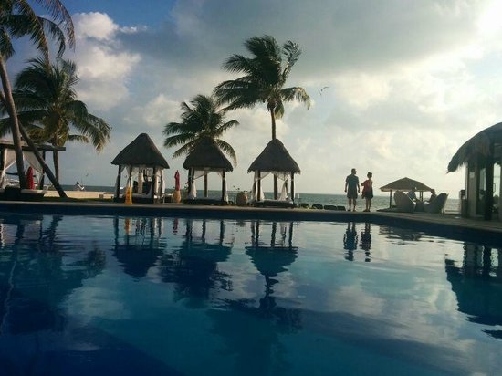Temptation Cancun Resort: Calm view!! #relaxing