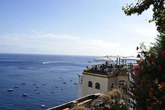 Hotel Tramonto d'Oro: vista desde el hotel