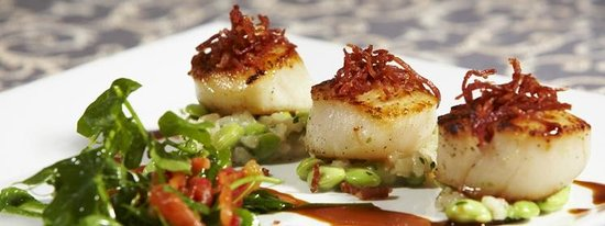 Chef Fredy's Table : Pan Seared Sea Scallops