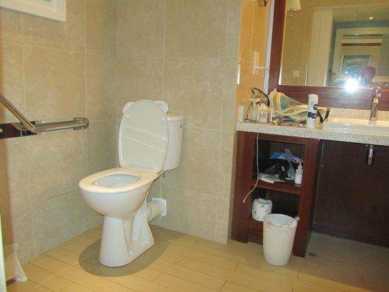 Hotel Riu Palace St Martin : BAGNO