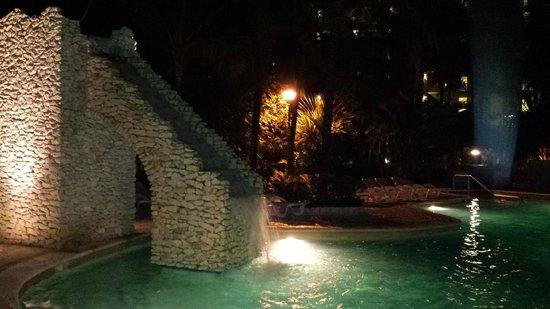 Grand Park Royal Cozumel: Piscina Familiar