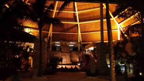 Grand Park Royal Luxury Resort Cozumel : LOBBY