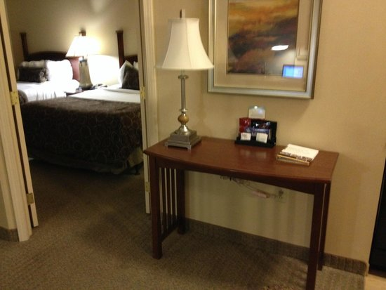 Staybridge Suites Buffalo-Airport: Vew from room