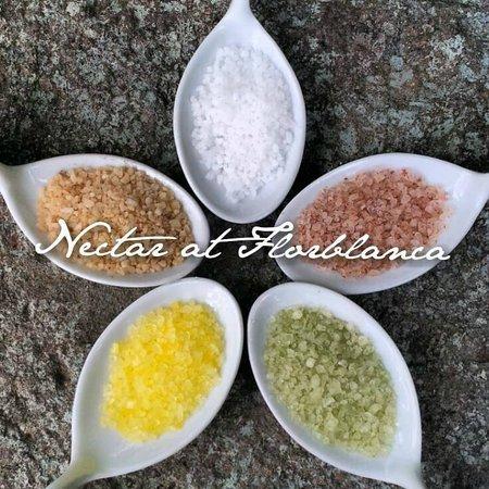 Nectar at Florblanca Resort: Flavored Salt