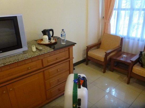 Bintan Agro Beach Resort : room view 2