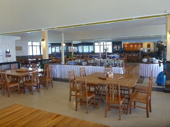 Bintan Agro Beach Resort: Dinning Area view 1