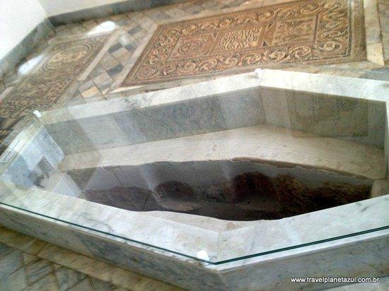 Musée National du Bardo : Tumulo cristão
