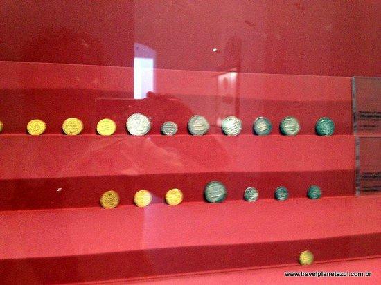 Musée National du Bardo : Moedas