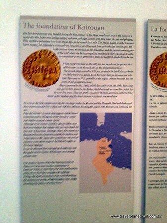 Musée National du Bardo : Historia da Tunisia