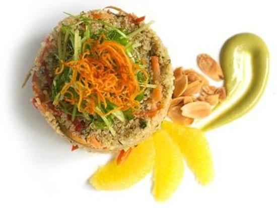 Nectar at Florblanca Resort: Quinoa Salad