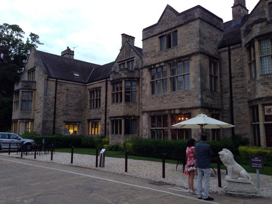 Redworth Hall Hotel: Outside