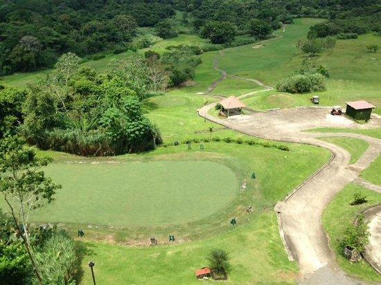 Radisson Summit Hotel And Golf: Vista habitacion