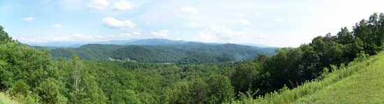 Foothills Parkway: View #2