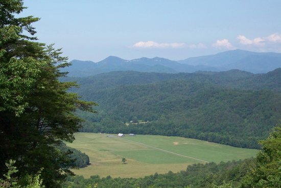 Foothills Parkway: View #3