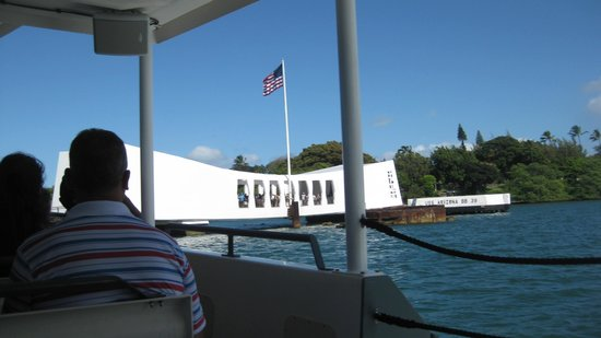 Discover Hawaii Tours: The Arizona Memorial