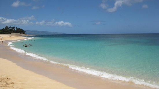 Discover Hawaii Tours: Sunset Beach