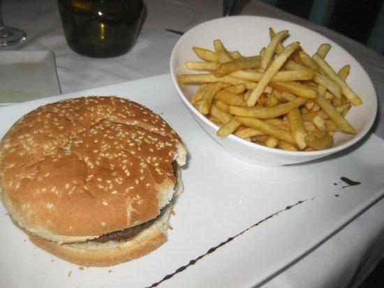 Ocean 82: The perfect hamburger