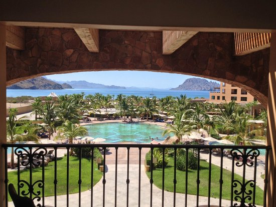 Villa del Palmar Beach Resort & Spa at The Islands of Loreto: From our room