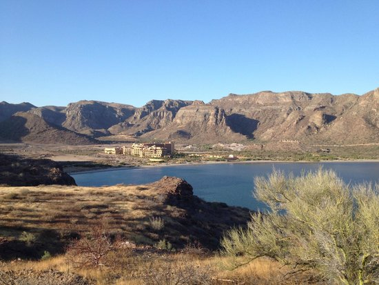 Villa del Palmar Beach Resort & Spa at The Islands of Loreto: From the hiking trail