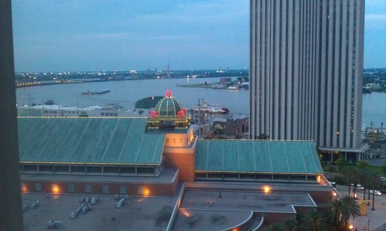 Loews New Orleans Hotel: loved the view