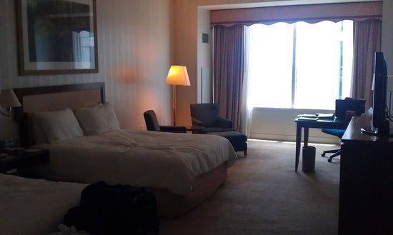 Loews New Orleans Hotel: nice rooms