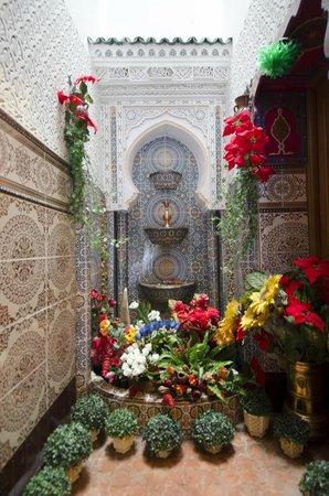 Riad Rifandalus Hotel: Entrada al hotel