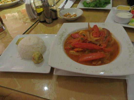 La Encantada : fish stew