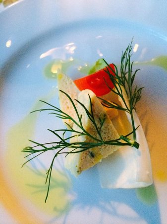 Relais I Due Roccoli : Amuse bouche