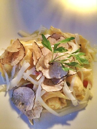 Relais I Due Roccoli : Pasta with Truffle