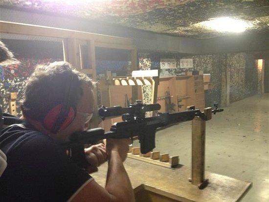 Celeritas Shooting Club : dragunov sniper rifle