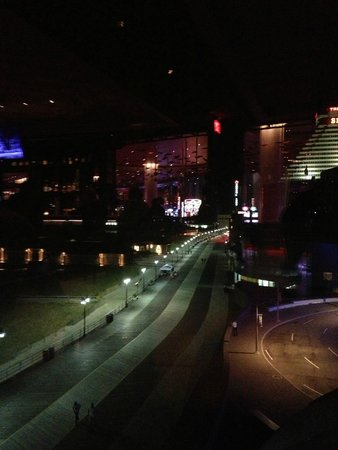 View from Amada