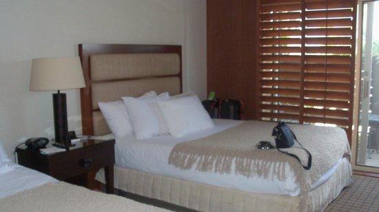 Humphreys Half Moon Inn: Our Room