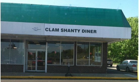 Clam Shanty : Maine